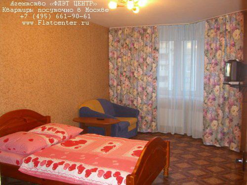 Квартира посуточно на м.Багратионовская,ул.3-я Филевская 5.
