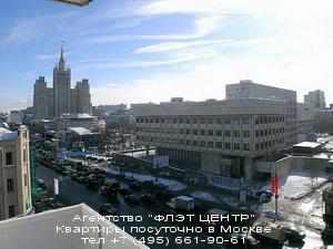 Агентство ФЛЭТ ЦЕНТР - аренда квартир посуточно у м.Баррикадная