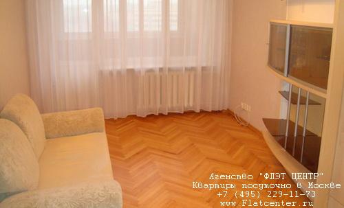 Квартира на м.Баррикадная,Зоологическая д. 12к2.