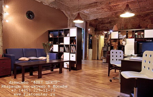 Квартира на м.Бауманская,Бакунинская д.74.