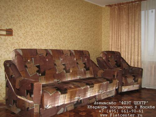 Квартира посуточно в Москве рядом м.Бауманская.Гостиница Лефортово