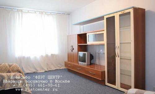 Квартира на м.Бауманская,Старокирочный переулок д. 16.