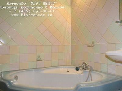 Квартиры посуточно с джакузи у метро Бауманская, Старокирочный пер д.16