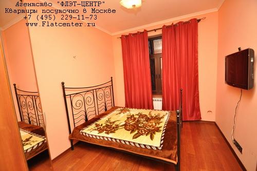 Квартира посуточно на м.Беговая,Хорошевский проезд д.12.