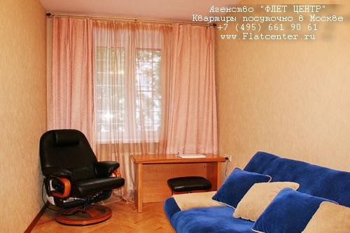 Квартира на м.Белорусская ,2-й Лесной пер. д.8.