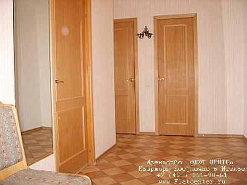 Квартира посуточно на м.Белорусская,Б.Грузинская д.57.