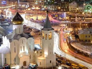 Фото района у м.Белорусская