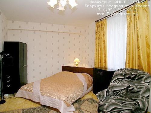 Квартира на сутки м.Белорусская,Кондратьевский пер., д.4