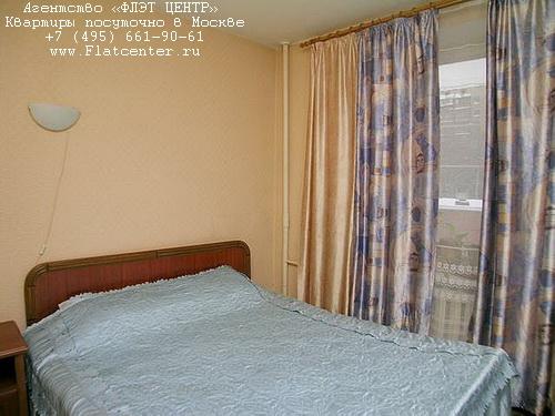 Квартира на сутки м.Белорусская,Кондратьевский пер., д.6