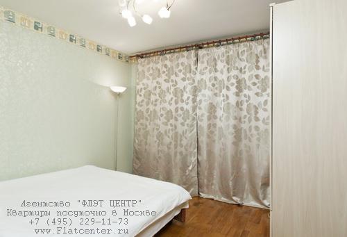 Квартира посуточно на м.Белорусская,ул.2-я Брестская д.37.