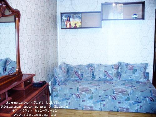 Квартира посуточно на м.Белорусская,ул.2-я Брестская д.45.