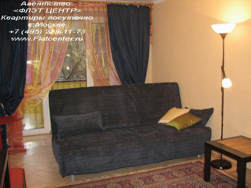 Квартира посуточно на м.Белорусская,Бутырский Вал д.28.