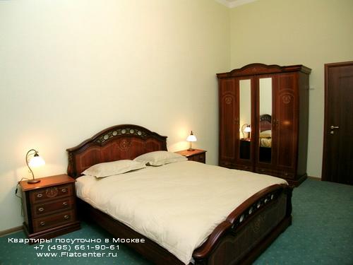 Квартира посуточно на м.Белорусская,1-я Тверская-Ямская 17 .