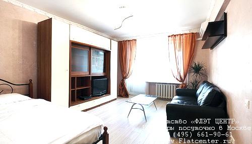 Квартира на сутки м.Белорусская,Приютский пер. д.3