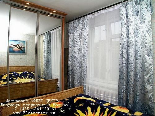 Квартира посуточно Белорусская,Грузинский пер., д.6