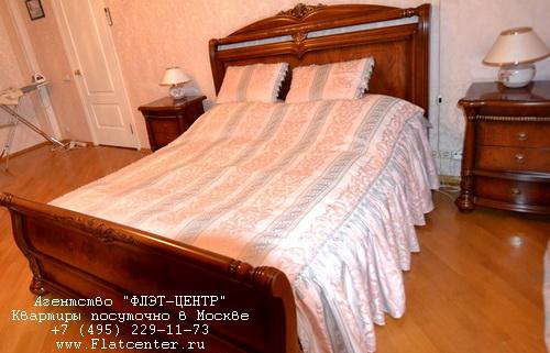 Квартира посуточно на м.Белорусская,ул.Грузинский Вал д.26.