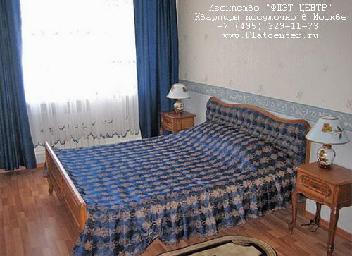Квартира посуточно на м.Белорусская,ул.Грузинский Вал д.28/45.