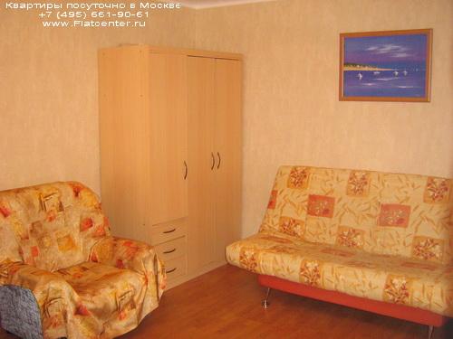 Квартира посуточно на м.Белорусская,Кондратьевский пер.д.6.Гостиница в Кондратьевском пер