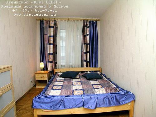 Квартира на сутки м.Белорусская,Ленинградский пр-т, д.4