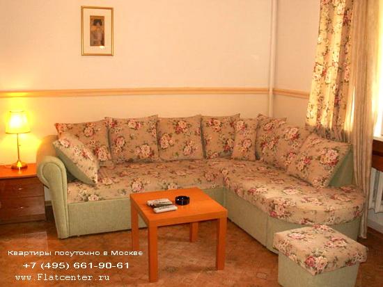 Квартира посуточно на м.Белорусская.Частная квартира-гостиница с краткосрочной арендой у Белорусского вокзала