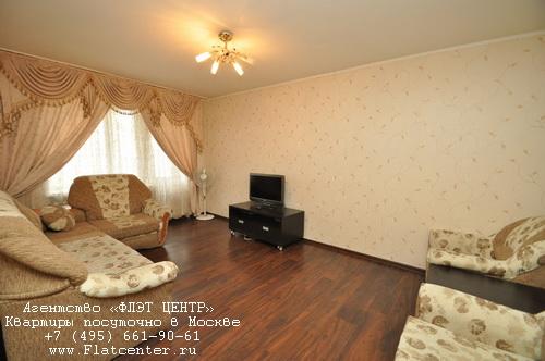 Снять апартаменты на сутки «Serviced Apartments Belorusskaya» рядом с метро Белорусская