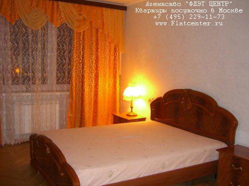 Квартира посуточно на м.Белорусская,ул.2-я Миусская д.3/5.