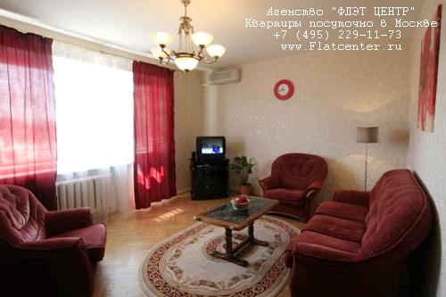 Квартира на м.Белорусская,2-я Миусская д.3-5.