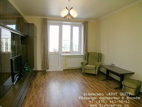 Квартира посуточно на м.Белорусская,Миусская площадь д.5.
