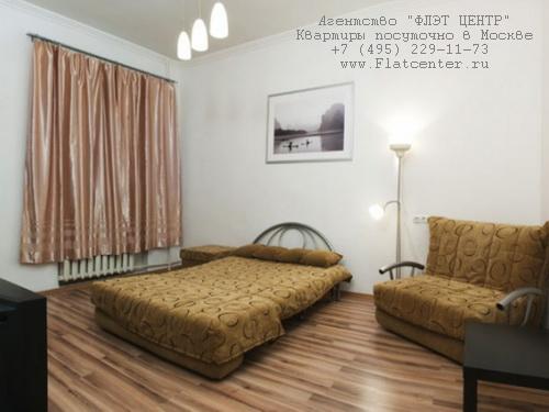 Квартира на м.Белорусская,Нижняя д.5.