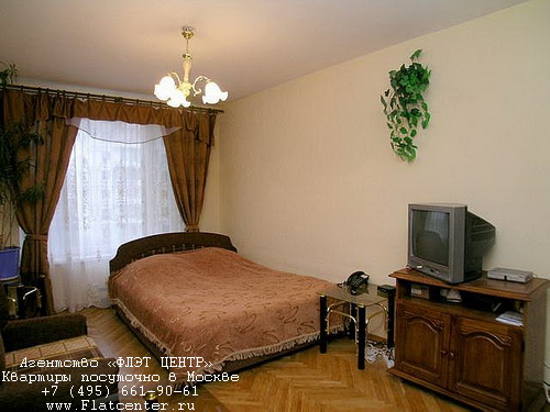 Квартира на сутки м.Белорусская,ул.Новолесная д.18