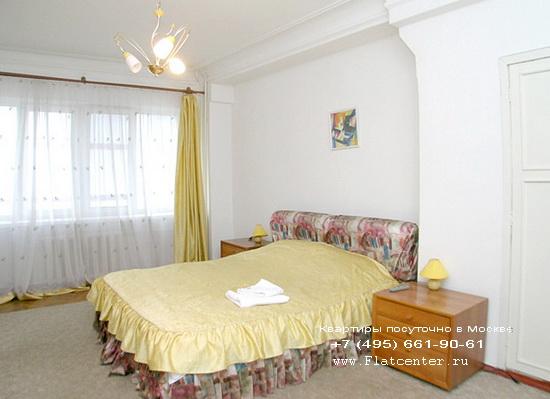 Квартира посуточно на м.Белорусская