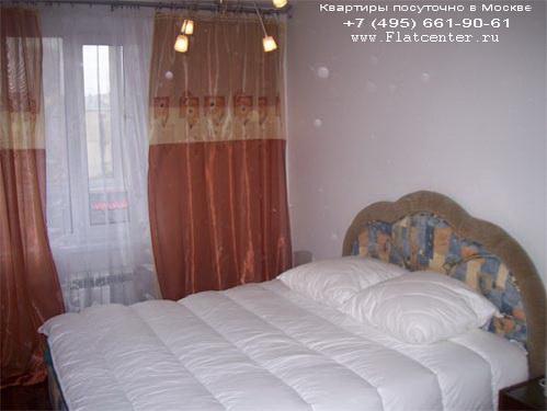 Квартира посуточно Белорусской,ул. Правды, д.5