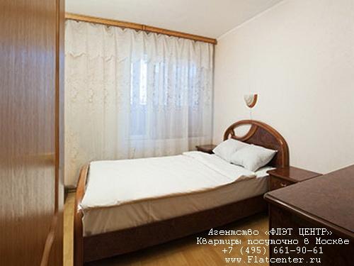 Квартира на сутки м.Белорусская,ул.Скаковая,д 13