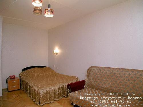 Квартира посуточно на м.Белорусская,Тишинский пер-к д.19.