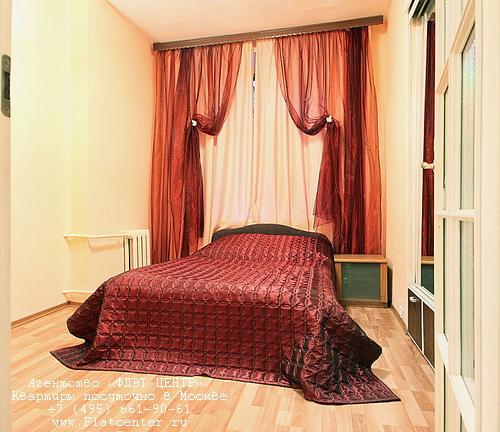 Квартира посуточно на м.Белорусская,Тверская-Ямская д.28.