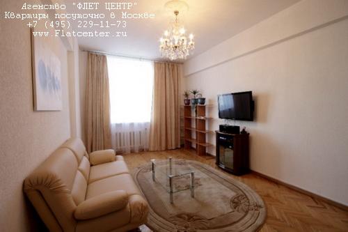 Квартира на м.Белорусская,1-я Тверская Ямская д.28.