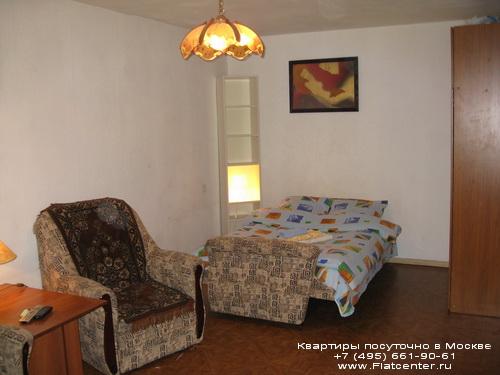 Квартира на сутки м.Белорусская,ул.Верхняя,д 1