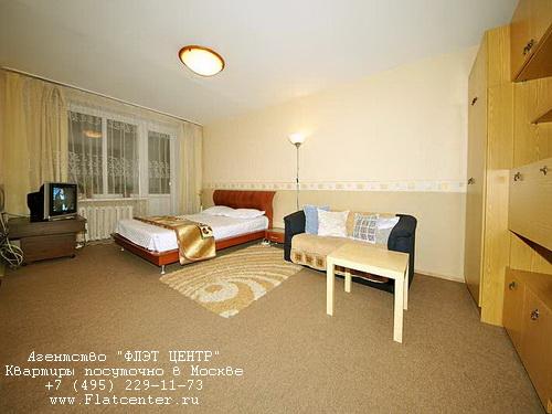 Квартира посуточно на м.Белорусская,ул. Верхняя  д. 1. .