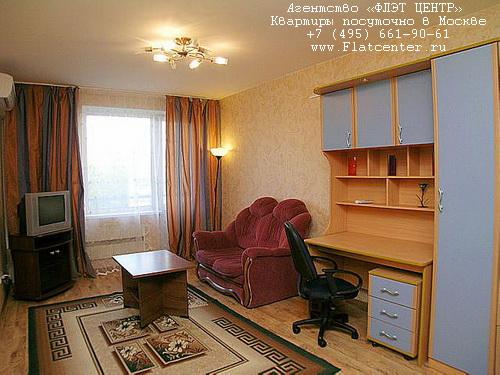 Квартира на сутки м.Белорусская,Верхняя ул. д.18