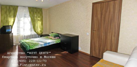 Квартира посуточно вблизи МНТК