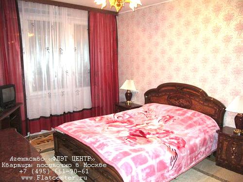 Квартира посуточно на м.Бибирево,Алтуфьевское шоссе д.60.