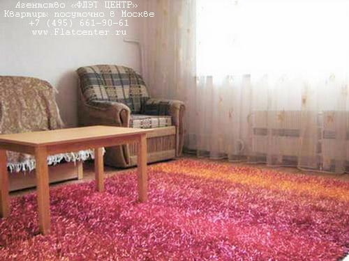 Квартира посуточно в Москве рядом м.Бибирево.Гостиница в Отрадном