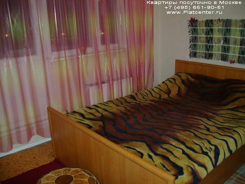 Гостиница на м.Ул.Академика Янгеля.Квартира-гостиница рядом с м.Ул. Старокачаловская