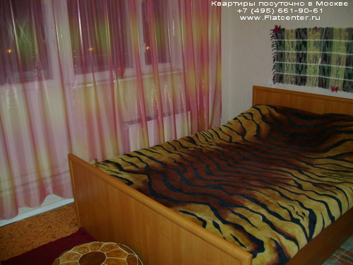 Гостиница на м.Ул.Академика Янгеля.Квартира-гостиница рядом с м.Дм.Донского