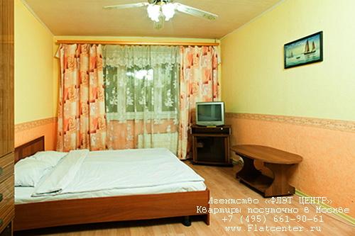Квартира посуточно вблизи м.Бунинская Аллея на Чечерском проезде