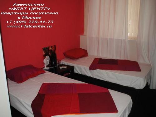 Мини-отель на м.Чистые Пруды,Потаповский  переулок 8.