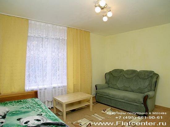 Квартира посуточно в Москве рядом метро Выставочная.Гостиница метро Выставочная
