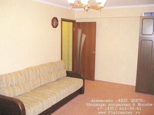 Однокомнатная квартира посуточно в Москве рядом м.Динамо,ул.Мишина 16