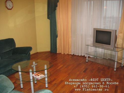 3-ком квартира посуточно м.Динамо, на Петровско-Разумовский проезде