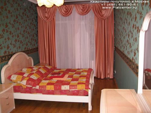 Квартира посуточно на м.Динамо,ул.Юннатов,д.7.Мини-гостиницы м.Динамо